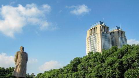 Ledelsesprogrammet som BI og Fudan University School of Management i Shanghai samarbeider om, er rangert som det 27. beste i verden.