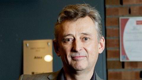 Toppleder Steinar Sønsteby i it-selskapet Atea.