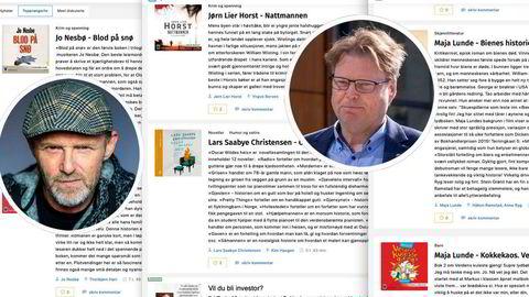 Mens Fabels abonnenter betaler minst 139 kroner i måneden for tilgang til en gigantisk lydbokkatalog med forfatternavn som Jo Nesbø og Jørn Lier Horst, har lydbøkene ligget gratis ute på en ulovlig nettside.