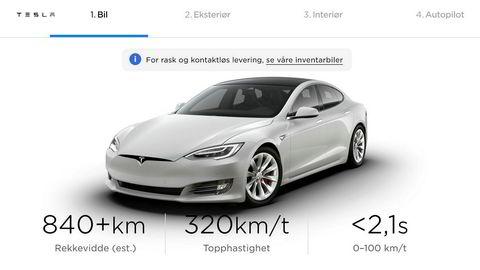 Plaid-versjonen av Tesla Model S byr på solide ytelser.