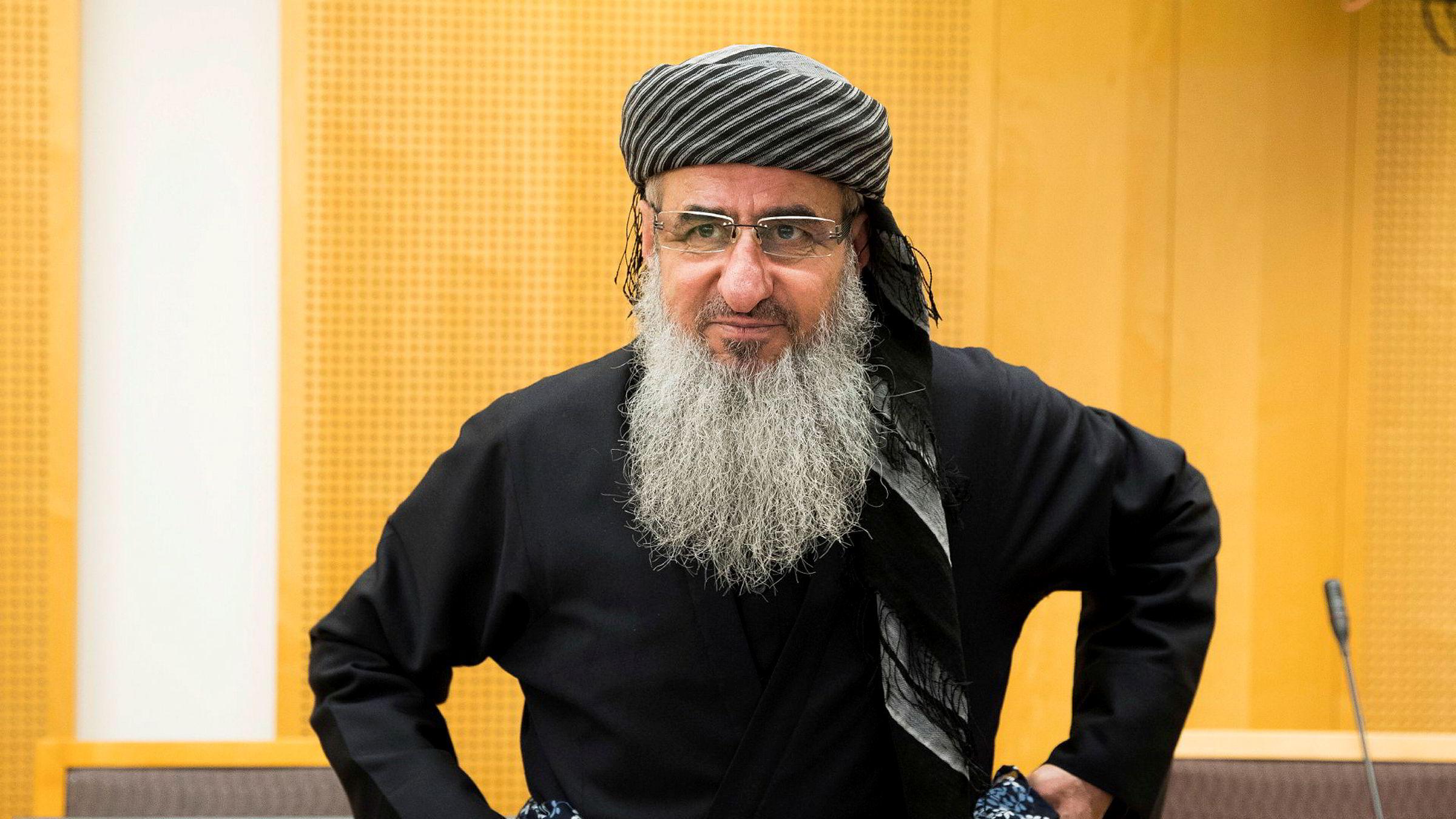 Najmuddin Faraj Ahmad, kjent som mulla Krekar, kan utleveres til Italia.