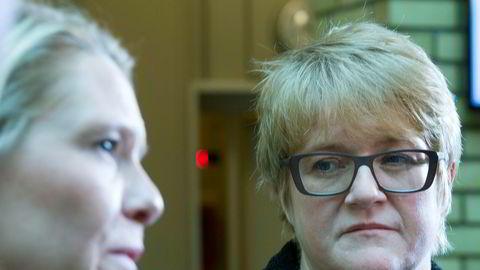 Avtroppende Venstre-leder Trine Skei Grande kommer med sin politiske selvbiografi i november. Der kommer hun blant annet med sterk kritikk av tidligere regjeringskollega Sylvi Listhaug (Frp).