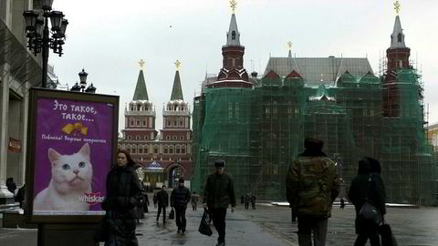 Frode Berg ble pågrepet i Moskva 5. desember. Siden har han sittet isolert og siktet for spionasje.