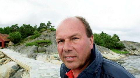 Andreas Ove Ugland var den ene av tre sønner etter den avdøde rederen Andreas Ugland.