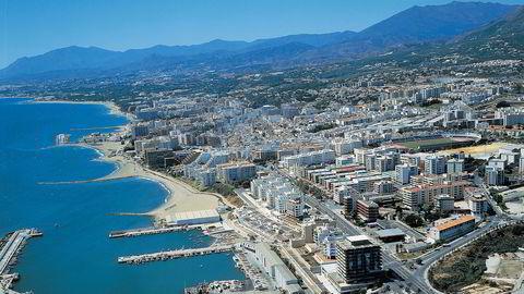 Om natten forvandles Marbella fra en spansk strandby til en pulserende partymetropol.