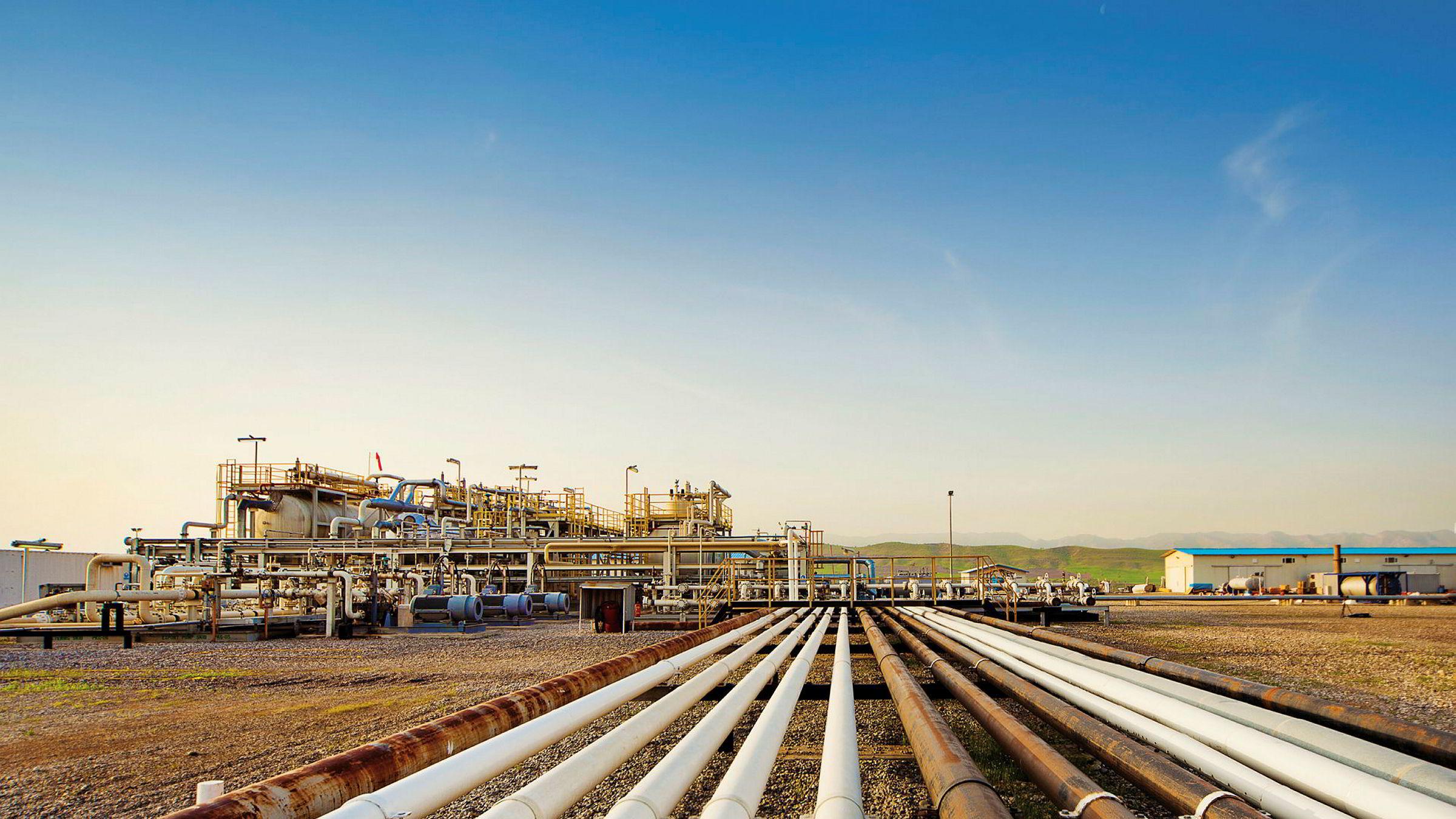 Aksjekursen i oljeselskapet DNO har steget over 30 prosent etter at det i forrige uke ble kjent at kurdiske myndigheter overfører en 20 prosent eierandel i Tawke-feltet til DNO. Radiograf Ivar Arvid Molvær er blant de største aksjonærene i DNO.