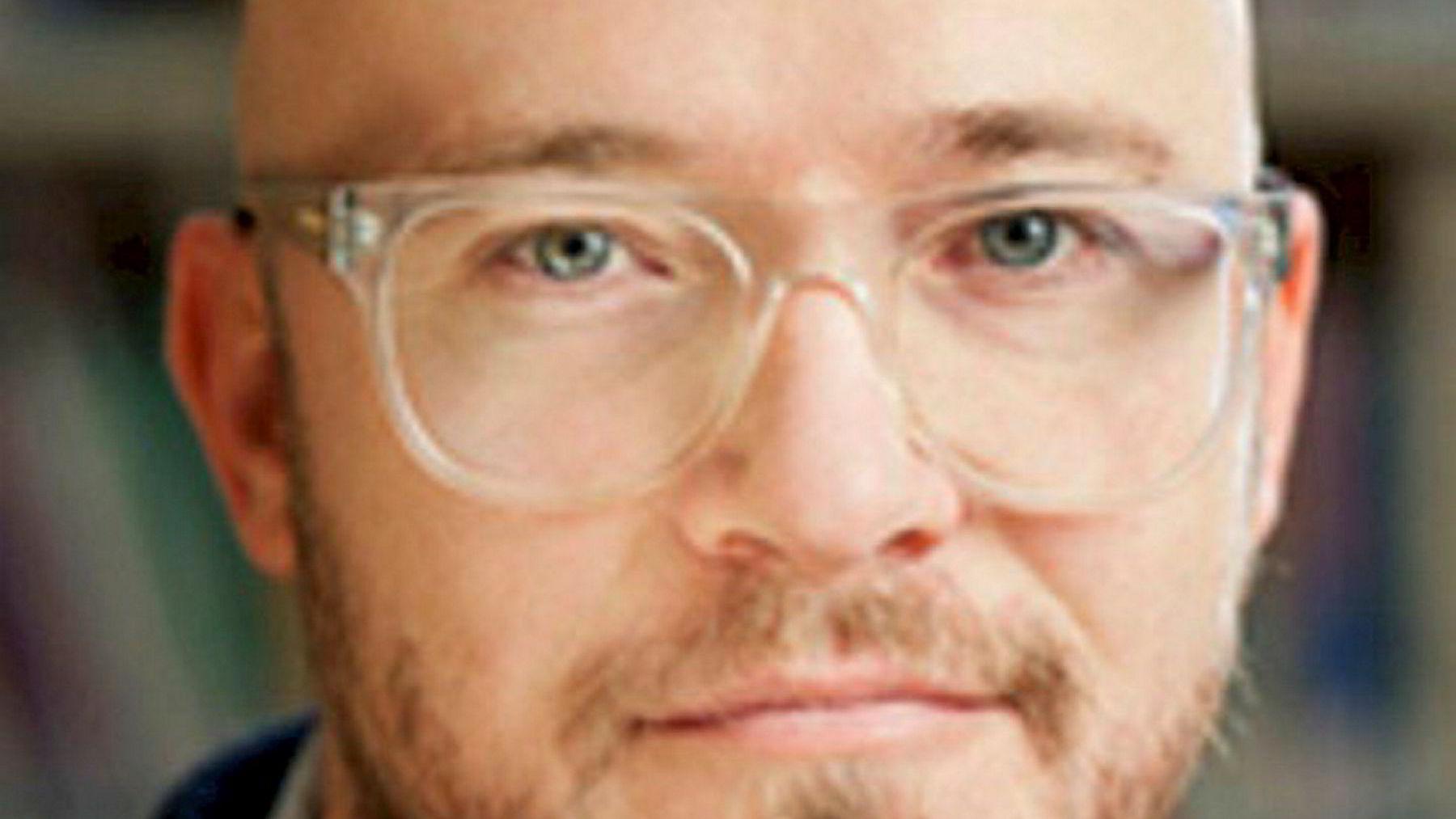 Forsker ved Oslomet, Christer Hyggen.