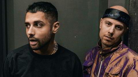 Du skal høre mye. Chirag Rashmikant Patel og Magdi Ytreeide Abdelmaguid trekker sitt musikalske og kreative univers enda et stykke videre på utgivelsen «SAS Plus/SAS Pussy».