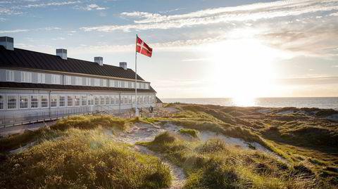Årets Bocuse d'Or-vinner gjenåpner legendarisk hotell