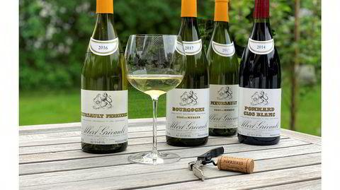Nå er Grivaults viner før første gang i Norge, og da med hele ni forskjellige viner. Vi har testet alle.