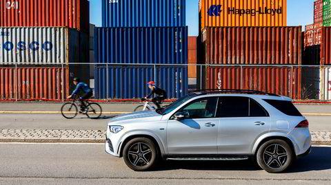 Den ladbare hybridversjonen av Mercedes-Benz GLE er betraktelig mye bedre enn sin forgjenger.