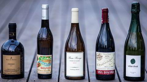 Disse fem flaskene er blant de beste nyhetene blant de 640 nyhetene på Polet i januar.