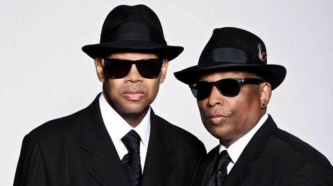 Funk Brothers: Jimmy Jam (til venstre) og Terry Lewis har produsert og skrevet et lass med topphits, men det er først nå de debuterer med et album utgitt i eget navn.