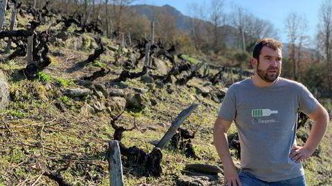 – Alle druene i alle vinmarkene blir plukket for hånd, noe annet ville vært umulig, til det er det for bratt og ulendt, forteller Envinates Alfonso Torrente.