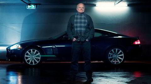Tron Wigeland Nilsen. Jaguar XK - Foto: Sune Eriksen
