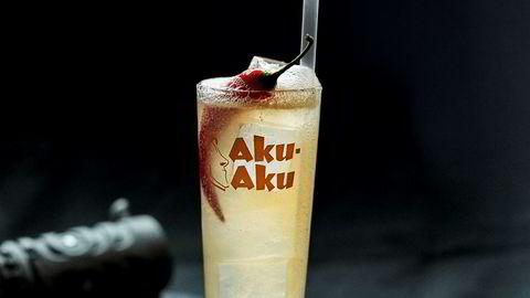 Rom for rom. På tikibar er det rombaserte drinker som er tingen, og Aku Akus signaturdrink skiller seg ikke ut i så måte.