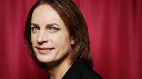 Da han ble henne. Caroline Farberger, toppsjef i Ica Forsikring, er den første svenske toppsjefen som har gått offentlig ut med kjønnsskiftet.