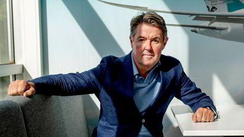 Norwegian-sjef Geir Karlsen er arkitekten bak en av de mest spektakulære livredninger – eller kontrollerte buklandinger – i norsk næringsliv.