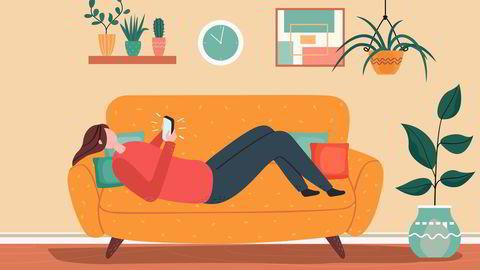 Hjemmekontoret har gitt mange en opplevelse av fleksibilitet som de aldri før har hatt, skriver innleggsforfatteren.