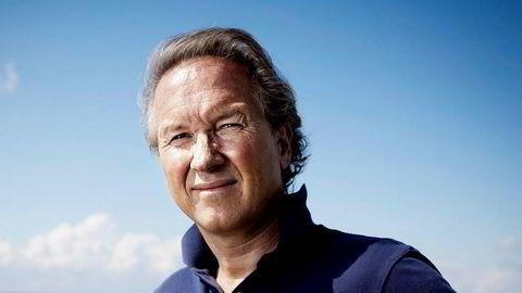 Investor Haakon Sæter reduserte sin aksjebeholdning i Hunter Group forrige uke. Han har ikke tro på avtalen mellom Hunter og Ståle Kyllingstads IKM Group.