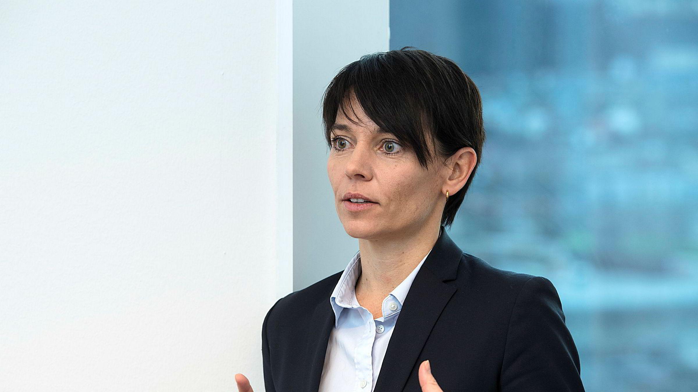 – Vi har vært på bevissikring hos flere aktører i bokmarkedet, sier juridisk direktør Karin Stakkestad Laastad.