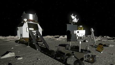 Esa planlegger en ubemannet månelanding, Heracles, som skal lande på månens bakside nær sørpolen i 2026. Norske Prototech er nå ett skritt nærmere å levere energiløsningen til prosjektet.