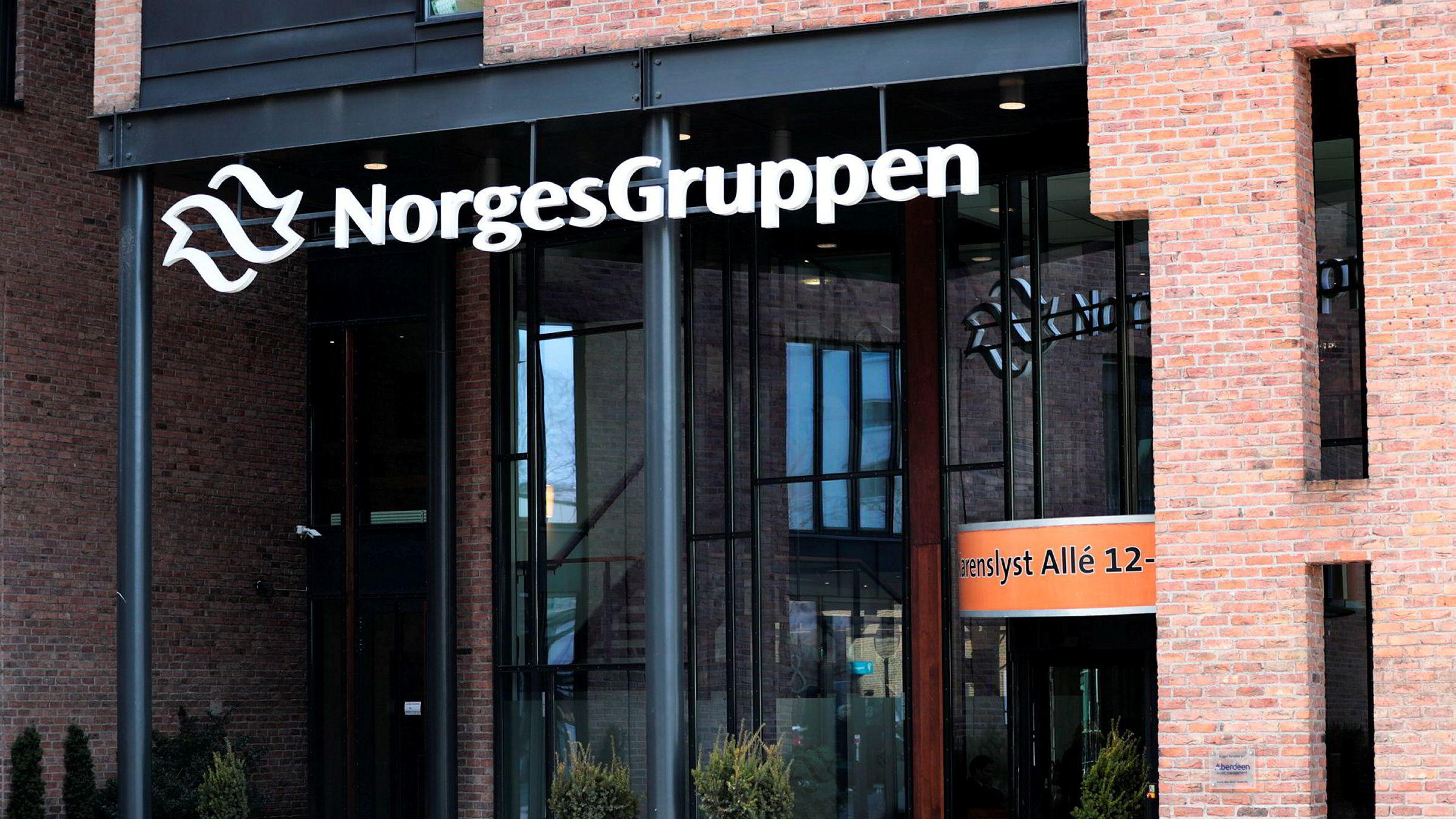 Det er ingenting av det som er offentlig kjent som indikerer at rabattene til Norgesgruppen har svekket konkurransen, skriver Bjørn Olav Johansen og Odd Rune Straume i innlegget.