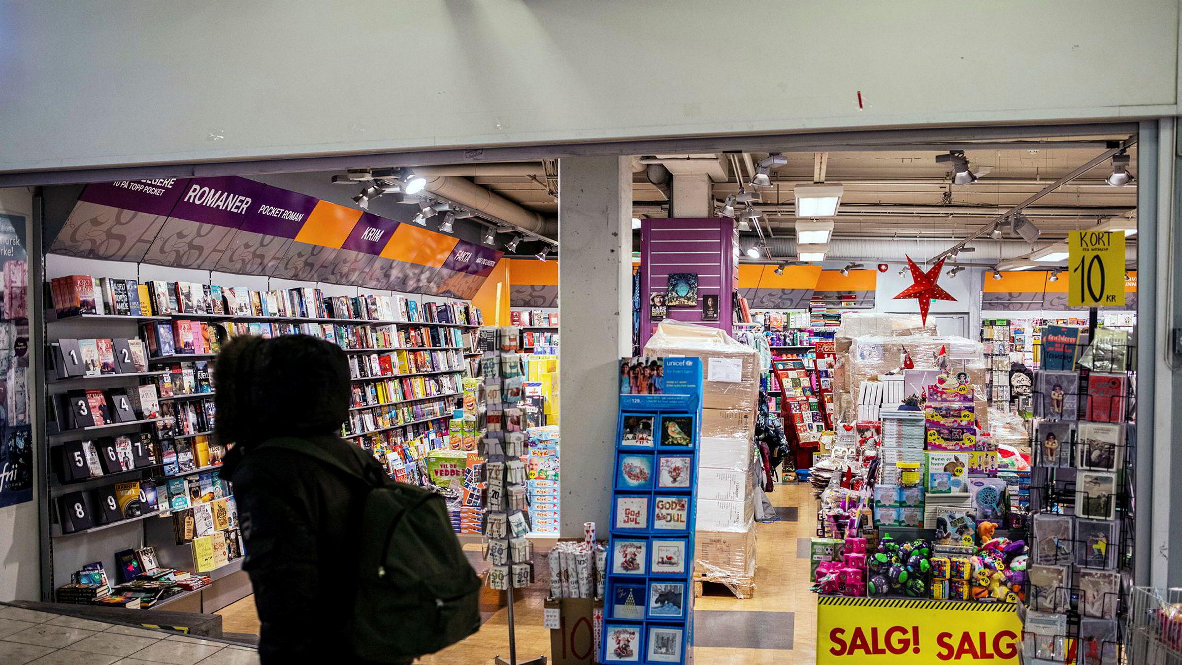 Notabene gikk konkurs tirsdag, men butikken på Gunerius holdt oppe til de fikk annen beskjed.