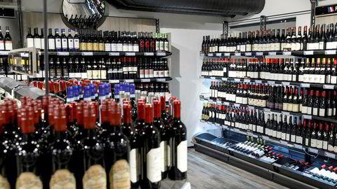I januar opplyste Helsedirektoratet at bruken av ordet «nyhet» bryter med alkoholreklameforbudet. Torsdag fikk direktoratet beskjed om at dette er en feiltolkning. Foto: Gorm Kallestad / NTB scanpix