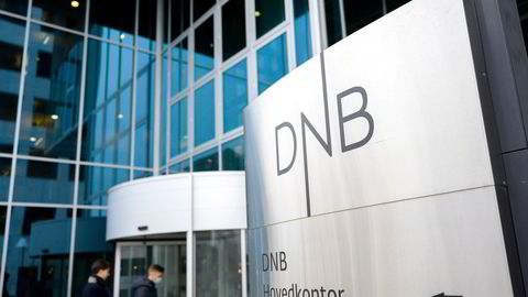 DNB vil vite alt om deg – også ditt økonomiske dna.