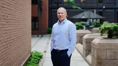 Nicolai Tangen, populært kjent som sjefen for oljefondet, er ansvarlig for forvaltningen av Statens Pensjonsfond utland. Her fotografert i Norges bank.