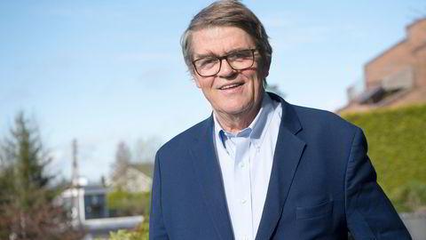 Jan Petter Sissener mener det er sunt med en korreksjon i markedene.