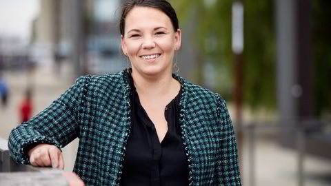 – Dette markedet er fortsatt under utvikling. Da må man satse på produkter folk forstår, sier Linn Hoel Ringvoll, leder i Norsk Crowdfunding Forening, om den høye andelen eiendomsprosjekter innen crowdlending.