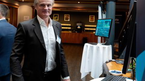 Investor Øystein Stray Spetalen har gjort det svært godt på børsen den siste tiden. Nå satser han på Røkkes Aker Horizons.