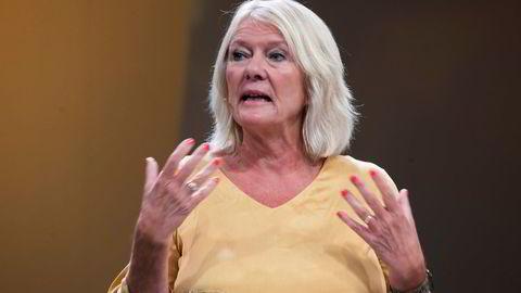 Kristin Clemet mener jeg heller burde ha skrevet om hvordan Høyre har strålt i hele etterkrigstiden, om jeg forstår henne rett, skriver artikkelforfatteren.