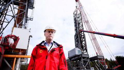 Odd B. Skjærseth hadde planer om å hente inn flere hundre millioner kroner i ny egenkapital til boreteknologiselskapet West Drilling Products i 2016. Det gjorde han ikke. I dag er selskapet konkurs.