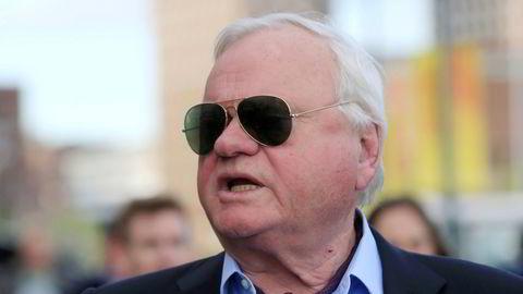John Fredriksen er største eier i Seadrill.
