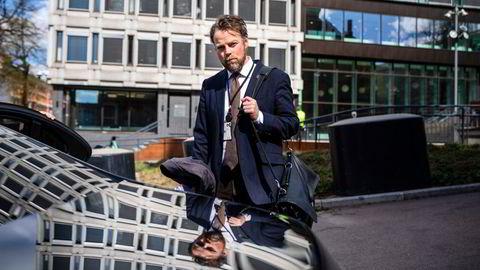 Torbjørn Røe Isaksen snakker om politikken til Ap, Sp, SV, MDG og Rødt.