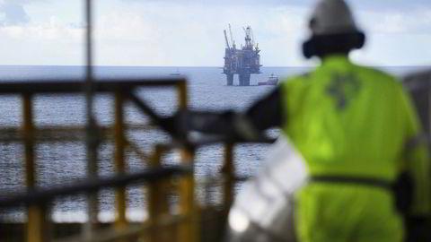 26. april i år var det et oljeutslipp fra Gullfaks C.