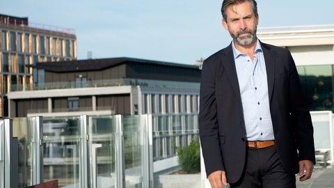 Quantafuel-sjefen Kjetil Bøhn har sett et kraftig fall i sine aksjeverdier i selskapet.