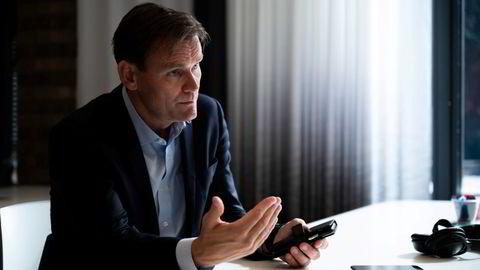 – Det er kjempebra at det er noen som bretter opp ermene og tar tak i disse prosjektene, sier Nel-sjef Jon André Løkke om Aker Clean Hydrogen.