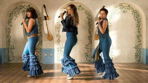 «Mamma Mia, Here We Go Again!» ligger an til å bli årets mest sette kinofilm.