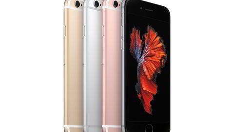 For to uker siden lanserte Apple nye produkter. Nå er det klart at en rekke apper trekkes etter hackerangrep. Foto: Apple
