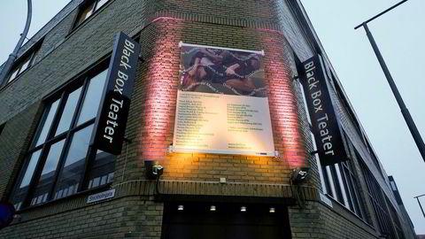 Stykket «Ways of Seeing» ble satt opp på Black Box Teater på Grünerløkka i Oslo.