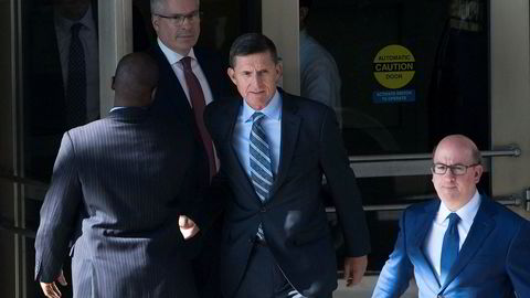 Nå er også Michael Flynns forretningspartner i trøbbel med loven.