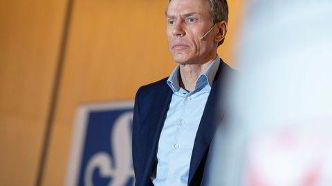 Rolv Erik Ryssdal er sjef i det internasjonale rubrikkselskapet Adevinta, som til nå har gått under navnet MPI.