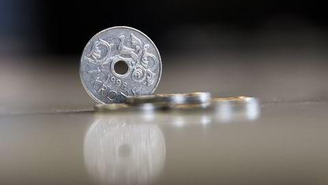 To viktige hendelser kan påvirke utviklingen i norske kroner på kort sikt, mener valutastrateg. Foto: Berit Roald /