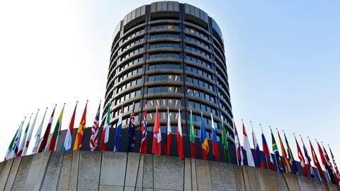 En fersk rapport fra Bank for International Settlements viser at dersom en bank øker sin egenkapitalprosent med ett prosentpoeng, øker dens «utlånsvilje» med 0,6 prosent årlig. Foto: Gianluca Colla/
