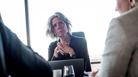 – Vi tar tilbakemeldingene fra Finanstilsynet på stort alvor, sier Anne Helene Mortensen, administrerende direktør i DNB Næringsmegling.