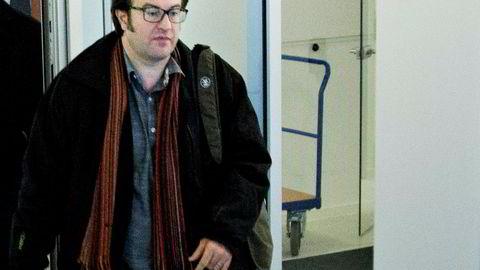 Tidligere markedsdirektør i Funcom, Morten Schjelle Larssen.